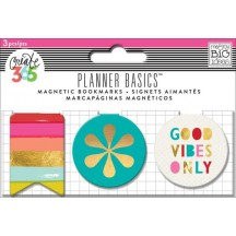 Me & My Big Ideas Create 365 The Happy Planner Basics Magnetic Clips Bright MAGC-07