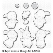 My Favorite Things Bubble Over With Joy Die-namics Universal Cutting Dies MFT-1283