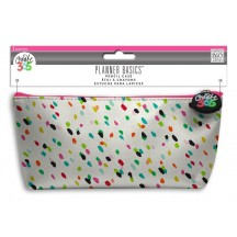 Me & My Big Ideas Create 365 The Happy Planner Basics Pencil Case Bright PLCP-04
