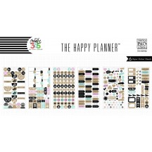 Me & My Big Ideas Create 365 The Happy Planner To Do Neutrals Stickers PPS-52
