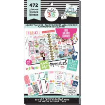 Me & My Big Ideas Create 365 The Happy Planner Memory Planning BIG Value Pack Stickers PPSV-15