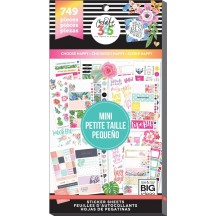 Me & My Big Ideas The Happy Planner MINI Choose Happy Value Pack Stickers PPSV-43