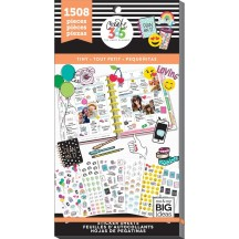 Me & My Big Ideas The Happy Planner Tiny Icon Value Pack Stickers PPSV-61