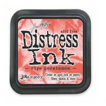 Ranger Tim Holtz Ripe Persimmon Distress Ink Pad