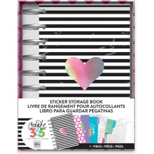 Me & My Big Ideas Create 365 The Happy Planner Sticker Storage Book SB-01
