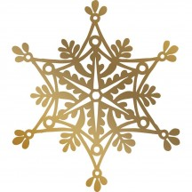 Couture Creations Anna Griffin Snowflake GoPress and Foil Stamp Die CO725574