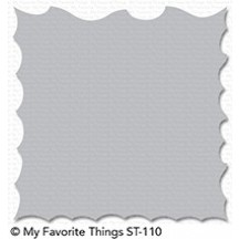My Favorite Things MIX-ables Makes Waves Stencil ST-110
