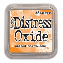 Ranger Tim Holtz Spiced Marmalade Distress Oxide Ink Pad TDO56225 orange