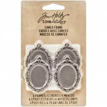 Tim Holtz Idea-ology Cameo Frames TH93270