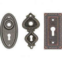 Tim Holtz Idea-ology Large Metal Keyholes TH93678