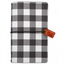 Webster's Pages Buffalo Plaid Travelers Color Crush Planner