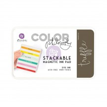 Prima Color Philosophy Truffle Brown Stackable Magnetic Dye Ink Pad 589462