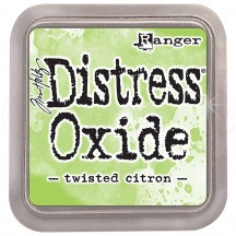 Ranger Tim Holtz Twisted Citron Distress Oxide Ink Pad TDO56294 green