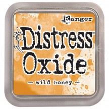 Ranger Tim Holtz Wild Honey Distress Oxide Ink Pad TDO56348 orange