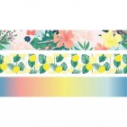 Simple Stories Sunshine and Blue Skies Washi Tape 3 Roll Pack 10628