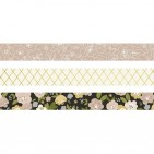 Simple Stories Happily Ever After Washi Tape 3 Roll Pack 15524