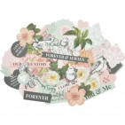 Kaisercraft Everlasting Collectables Die-Cut Pieces CT950