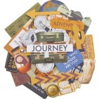 Kaisercraft Journey Collectables Die-Cut Pieces CT964