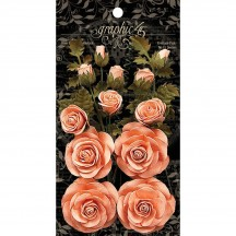 Graphic 45 Rose Bouquet Collection Precious Pink 4501786