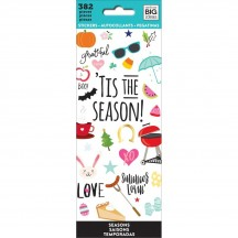 Me & My Big Ideas The Happy Planner Seasons Value Pack Stickers PPSM-07