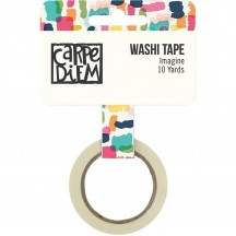 Simple Stories Crafty Girl Washi Tape - Imagine 10011