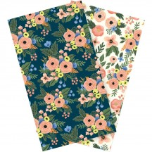 Echo Park Traveler's Notebook Blank Inserts Fancy Flora TNF1001