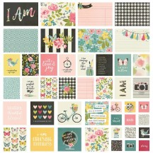 Simple Stories I Am Sn@p! Card Pack 10043