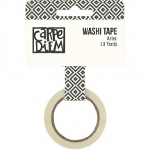 Simple Stories Good Vibes Washi Tape - Aztec 10092