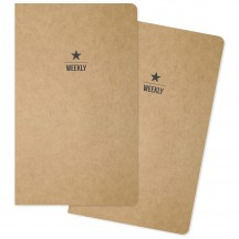 Simple Stories Carpe Diem Traveler's Weekly Notebook Inserts 10202