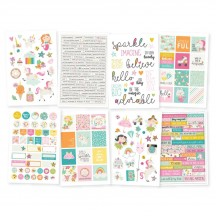Simple Stories Dream Big Stickers 10222