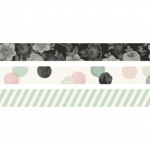 Simple Stories Carpe Diem Washi Tape - Beautiful 10264