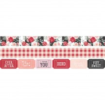 Simple Stories Kissing Booth Washi Tape Pack 10395