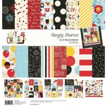 "Simple Stories Say Cheese 4 12""x12"" Collection Kit 10522"