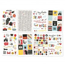 Simple Stories Say Cheese 4 Stickers 10540
