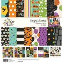 "Simple Stories Say Cheese Halloween 12""x12"" Collection Kit 11000"