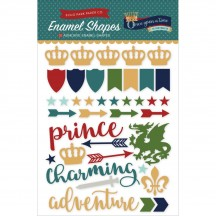 Echo Park Once Upon a Time Prince Enamel Shapes OUB123061
