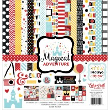 "Echo Park Magical Adventure 12""x12"" Collection Kit MA109016"