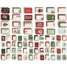 Simple Stories Jingle all the Way Christmas Sn@p! Pocket Card Pack 13720