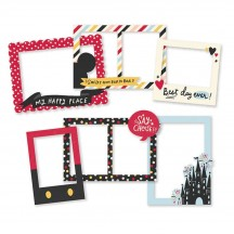 Simple Stories Say Cheese Main Street Chipboard Frames 14219