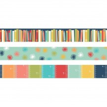 Simple Stories School Life Washi Tape 3 Roll Pack 14924