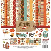 "Echo Park Celebrate Autumn 12""x12"" Collection Kit CAU158016"