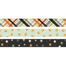 Simple Stories Spooky Nights Halloween Washi Tape 3 Roll Pack 16422