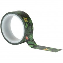 Echo Park Animal Safari Jungle Palms Decorative Washi Tape ZOO167027