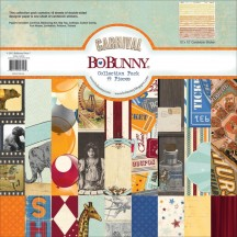 "Bo Bunny Carnival 12""x12"" Collection Pack 17433749"