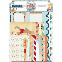 Bo Bunny Misc Me Boardwalk Journal Contents Pack 18026942
