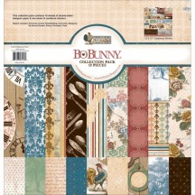 "Bo Bunny Provence 12""x12"" Collection Pack 18616127"