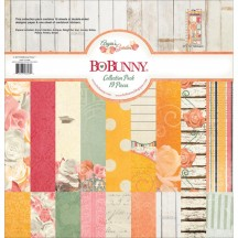 "Bo Bunny Aryia's Garden 12""x12"" Collection Pack 21016898"