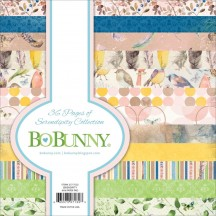 "Bo Bunny Serendipity 12""x12"" Collection Pack 21716133"
