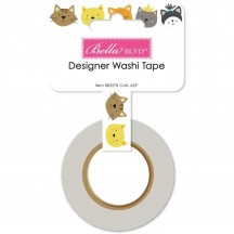 Bella Blvd Chloe Cats Decorative Washi Tape 2278