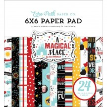 "Echo Park A Magical Place 6""x6"" Double-Sided Paper Pad AMP239023"